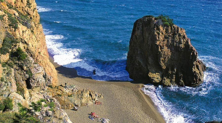 Cala de la Illa Roja en Begur