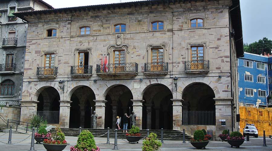 Balmaseda Town Hall