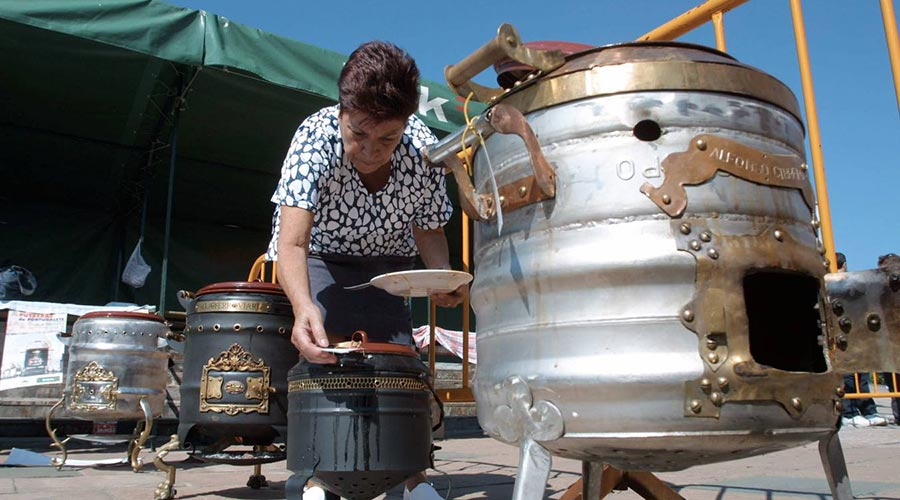 Balmaseda, a refuge for putxeras (traditional dish made using haricot beans)