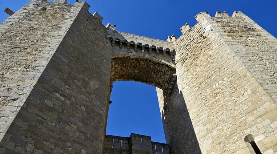 Towers of Sant Miquel de Morella