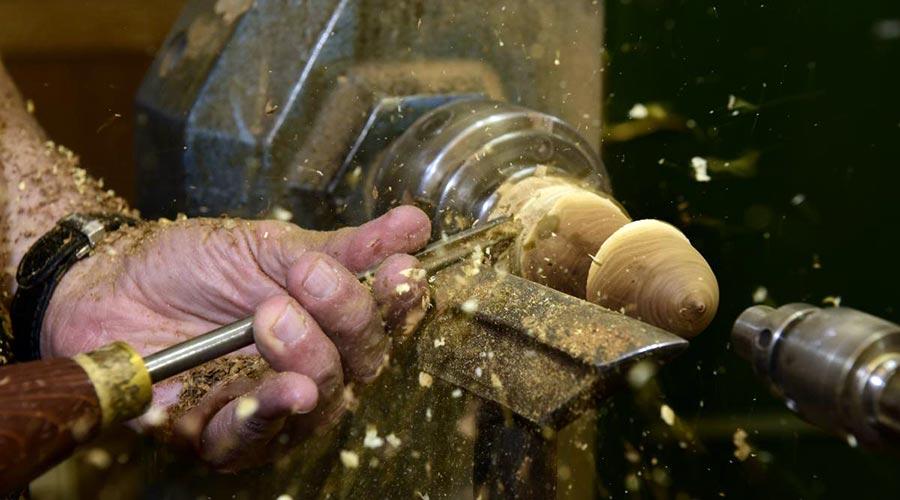 La artesanía en La Orotava