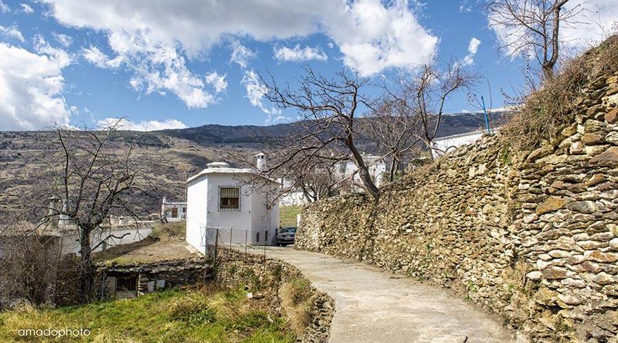 Camino de Bubión