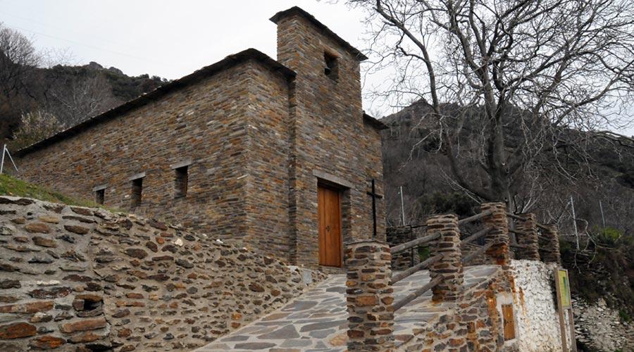 Ermita de Bubión