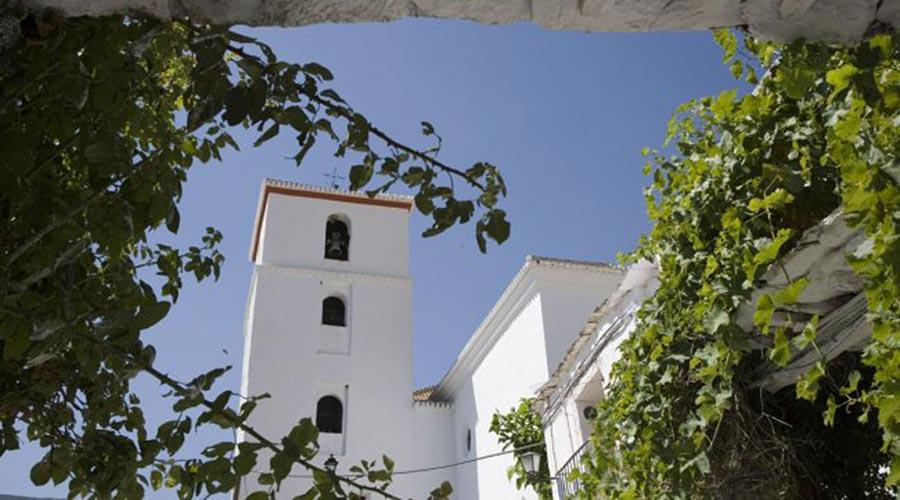 Iglesia de Bubión