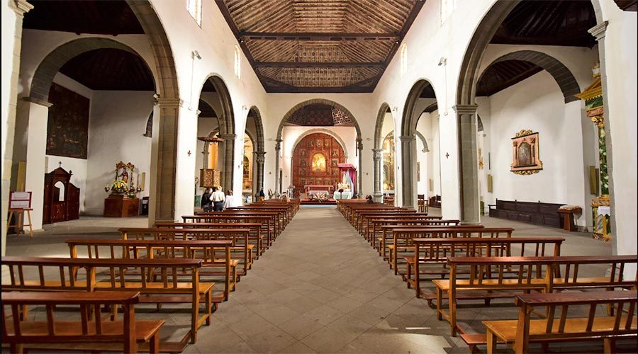 Iglesia de Santo Domingo - Museo de Artesanía Iberoamericana