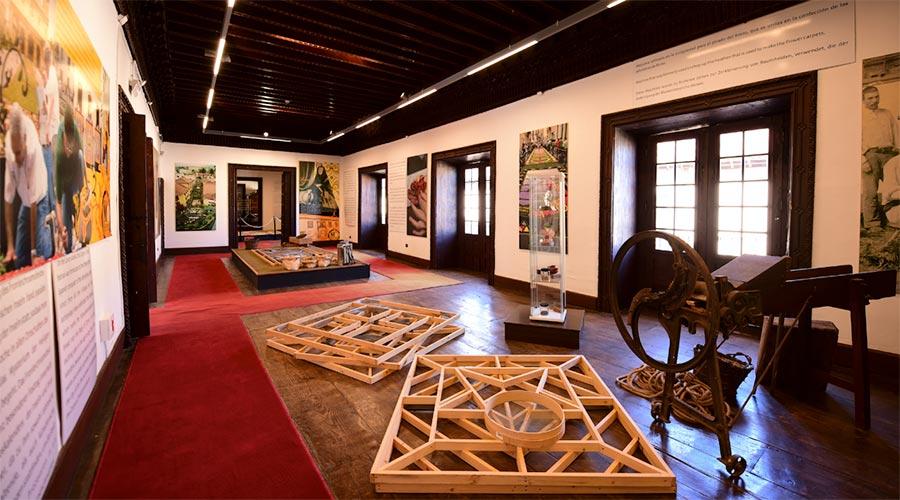 Museo de Arte Efimero de Alfombras