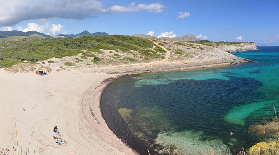 Cala Torta beach